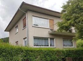 Haus Elsenbruch, Ferienwohnung in Bad Herrenalb