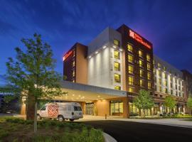 Hilton Garden Inn Durham-University Medical Center, hotel in Durham