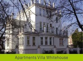 Apartments Villa Whitehouse, apartment in Ostrava