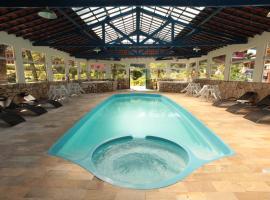 Pousada Suarez, hotel with jacuzzis in Penedo