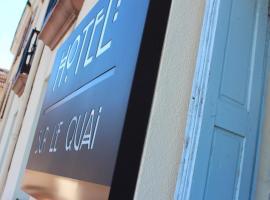 Hotel Sur Le Quai, hotel near Collioure Royal Castle, Port-Vendres