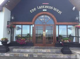 The Lanterns Hotel, hotel near St. Erc's Well, Tarbert