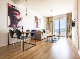 VilaA21, apartman u Baru