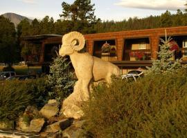 Tonquin Inn, hotel in Jasper