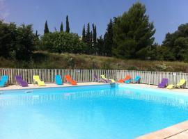 Zenitude Hôtel-Résidences Toulon Six Fours, hotel in Six-Fours-les-Plages