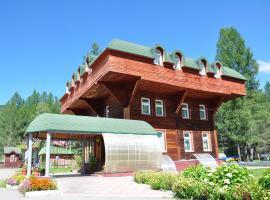Baza Otdikha Zaimka Kamza, hotel in Tyuguryuk