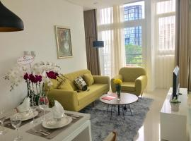 Cozy Luxury Apartment 7.3B, apartment in Ho Chi Minh City