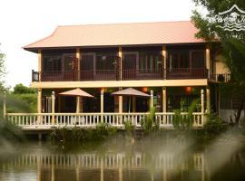 River Jam Amphawa, hotel in Amphawa