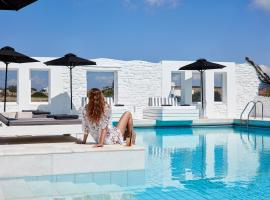 Mr. and Mrs. White Paros - Small Luxury Hotels of the World, ξενοδοχείο στη Νάουσα