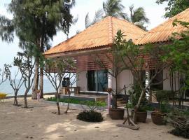 Maenam Villa Hotel, hotelli kohteessa Mae Nam