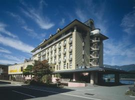 Fuji Lake Hotel, hotel in Fujikawaguchiko