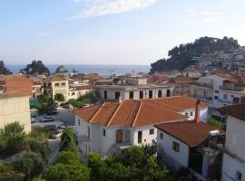 Hotel Galini, hotel in Parga