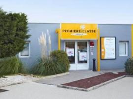 Première Classe Martigues, Hotel in Martigues