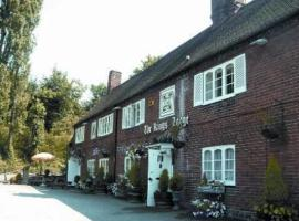 The King's Lodge Hotel, hotel near St Albans City and District Council, Kings Langley