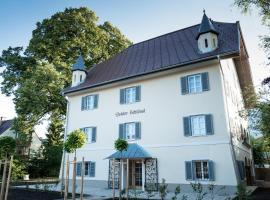 Doktorschlössl, hotel in Salzburg