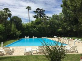Un Coin de Paradis, hotel near Private Hospital Cannes Oxford, Cannes