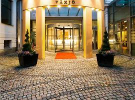 Elite Stadshotellet Växjö, hotell i Växjö