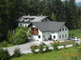 Pension Wanderruh, guest house in Grünau im Almtal