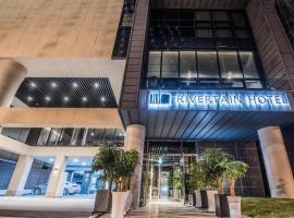 Rivertain Hotel, hotel en Daegu