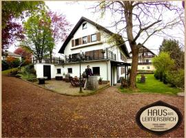 Haus am Leimersbach, hotel near Eberbach Abbey, Hattenheim