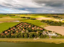 Prins Hendrik Bungalowpark, resort village in Oost
