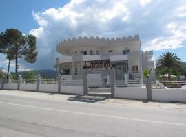 Castello, hotel in Limenaria