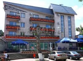 Elion, отель в Боровом