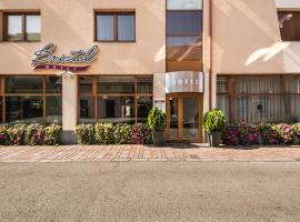 Boutique Hotel Bristol, отель в Кошице