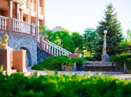 Hotel Mon Senior, hotel in Berdiansk