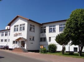 Hotel Rügen Park KG, Hotel in Gingst