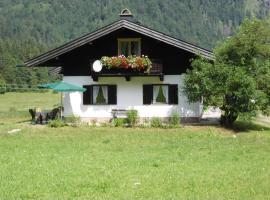 Seewiesenalm, Hotel in der Nähe von: Gondelbahn Winkelmoosalm, Reit im Winkl