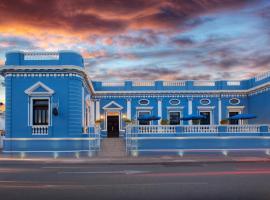Casa Azul Monumento Historico, hotel in Mérida