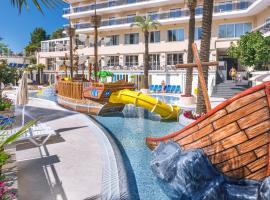 Hotel Oasis Park Splash, отель в Калелье