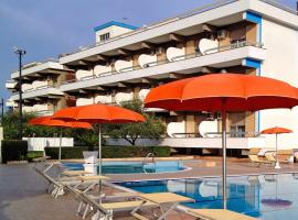 Hotel River Palace, hotel in Terracina