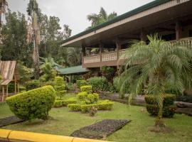 Hotel Suerre, hotel in Guápiles