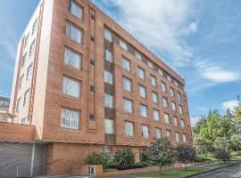 Apartamentos Plaza Suites, apartamento en Bogotá