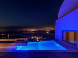 Earino Suites and Villa, ξενοδοχείο στο Ακρωτήρι