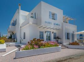 Aeolis Hotel, hotel near Psaravolada Beach, Adamantas