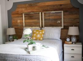 Lazy Z Resort, lodge in Twain Harte