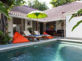 Legian Beach 3 Bedroom Villa, hotel with pools in Legian