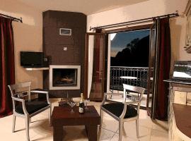 Epavlis Meteora Suites Hotel, ξενοδοχείο κοντά σε Μετέωρα, Καλαμπάκα