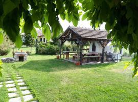Véndektanya Vendégház, homestay in Tapolca