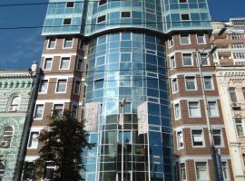 Hotel Elegant, отель в Киеве, рядом находится Центральный вокзал Киев-Пассажирский