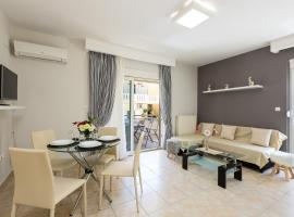 White Coral, hotel with jacuzzis in Rethymno Town