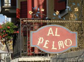 Hotel Al Pelmo Wellness, hotel in Pieve di Cadore
