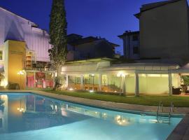 Adua & Regina di Saba Wellness & Beauty, hotel a Montecatini Terme