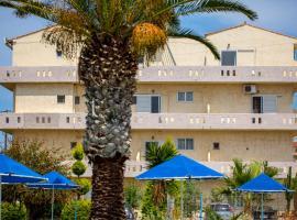 Australia Hotel, hotel in Amoudara Herakliou