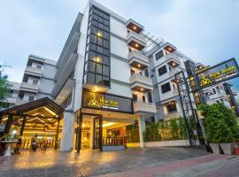 New Siam Palace Ville Near Siriraj Hospital, hotel a Bangkok