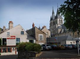 Cote Loire - Auberge Ligerienne, hôtel à Blois