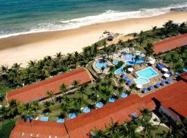 Hotel Marsol Beach Resort, hotel near Handicraft Fair Praia do Meio, Natal